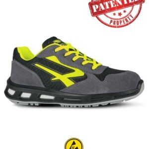 chaussures de securite basses S1P yellow upower 1