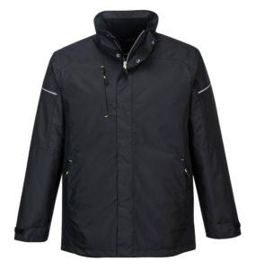 veste de travail professionnelle d'hiver, personnalisable