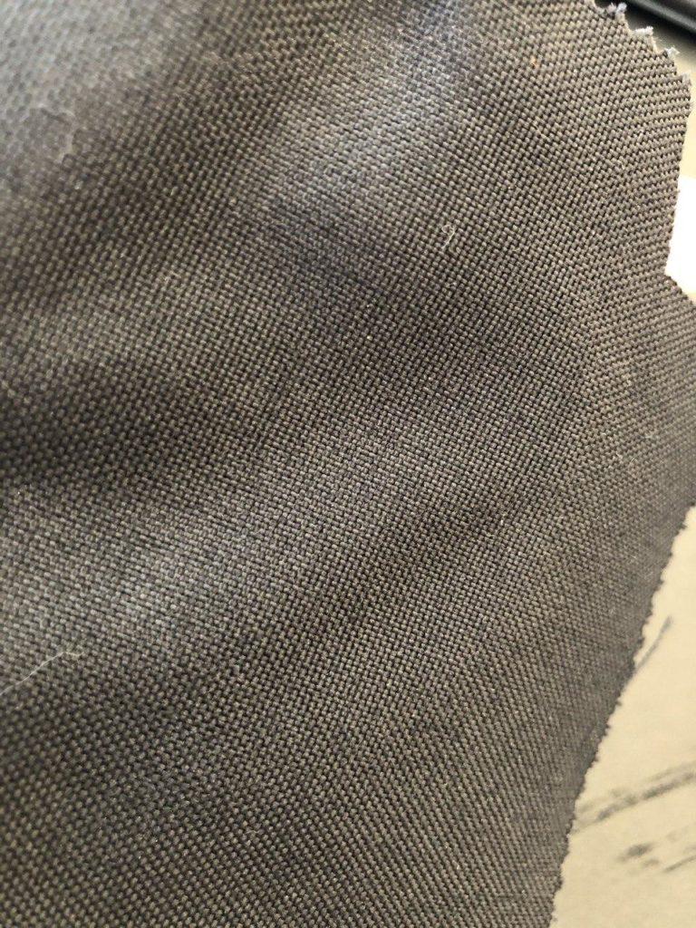 Tissu Cordura Noir