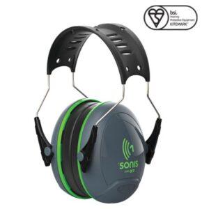 protection bruit jsp casque sonis 1 vert