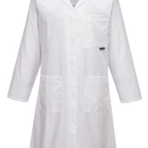 vetements de travail portwest blouse longue femme lw63 1 scaled